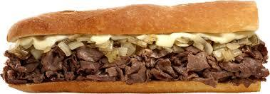 Phila-Tony Luke's cheesesteak