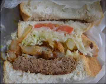 Primati Bros. sandwich